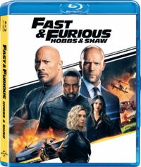 Fast and Furious Presents: Hobbs and Shaw - Dwayne Johnson