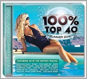 100% Top 40 Hits Summer 2014 - Various (2CD)