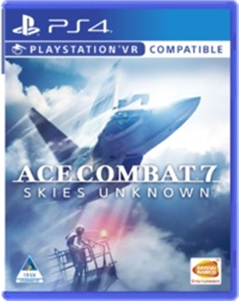 Ace Combat 7 - Skies unknown - PS4