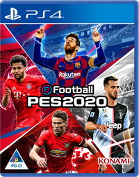 eFootball PES2020 - PS4